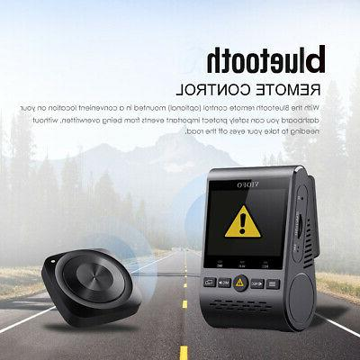 Viofo Dual 1080P GPS Car Dash Camera Video