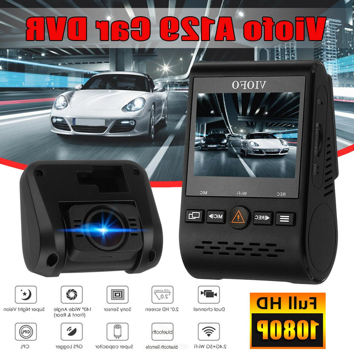 viofo a129 1080p car dash camera dvr