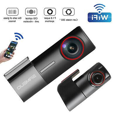 WiFi 1080P and Rear 170