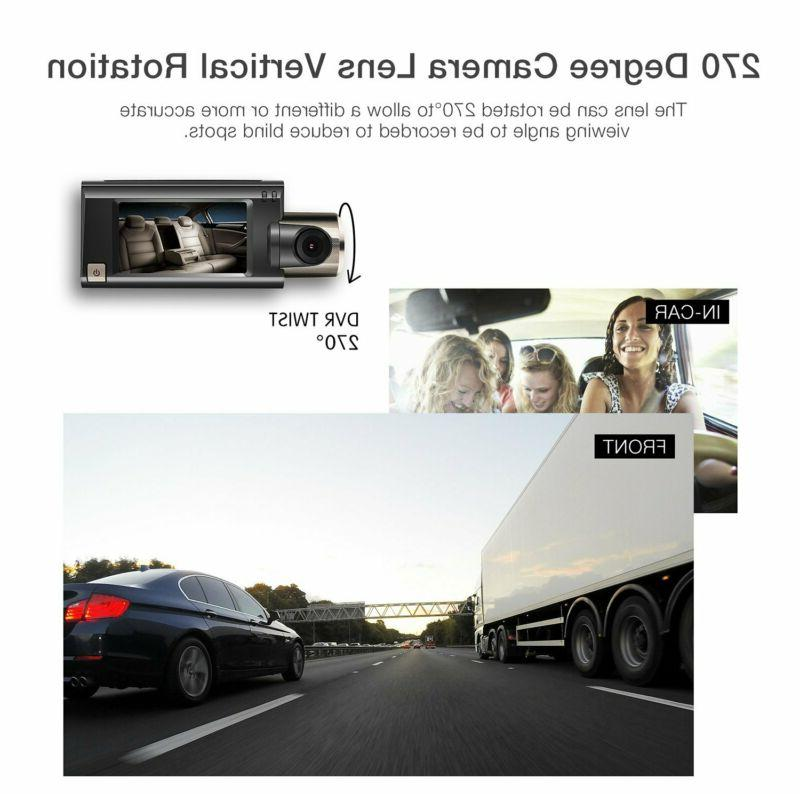 Wifi Cam, Anytek Dashboard Camera Recorder 1080P