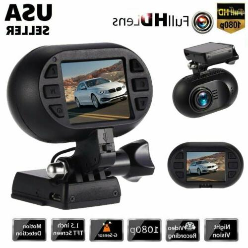 GPS 4K Car Dash Cam Wifi Car DVR Video Camera lens For IOS A