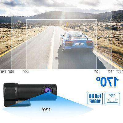 Wifi DVR Recorder Dash Cam Vision