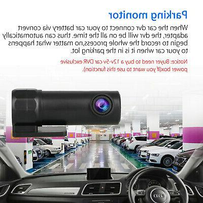Wifi HD Car DVR Camera Video Recorder Dash G-Sensor Vision