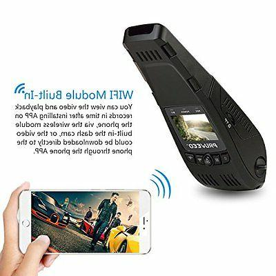 Wifi Hidden DVR Camera Dash