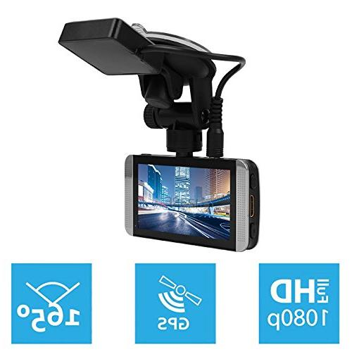 KDLINKS X1 Enabled Full 1920x1080 Camera Recorder Car Cam with WDR Superior
