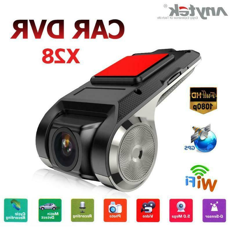 x28 dash cam mini fhd 1080p video