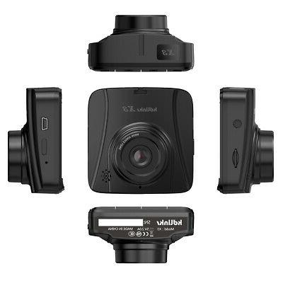 KDLINKS X3 HD 2688X1520 Cam GPS Camera