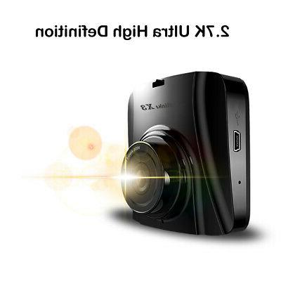 KDLINKS 2.7K HD Cam GPS Camera