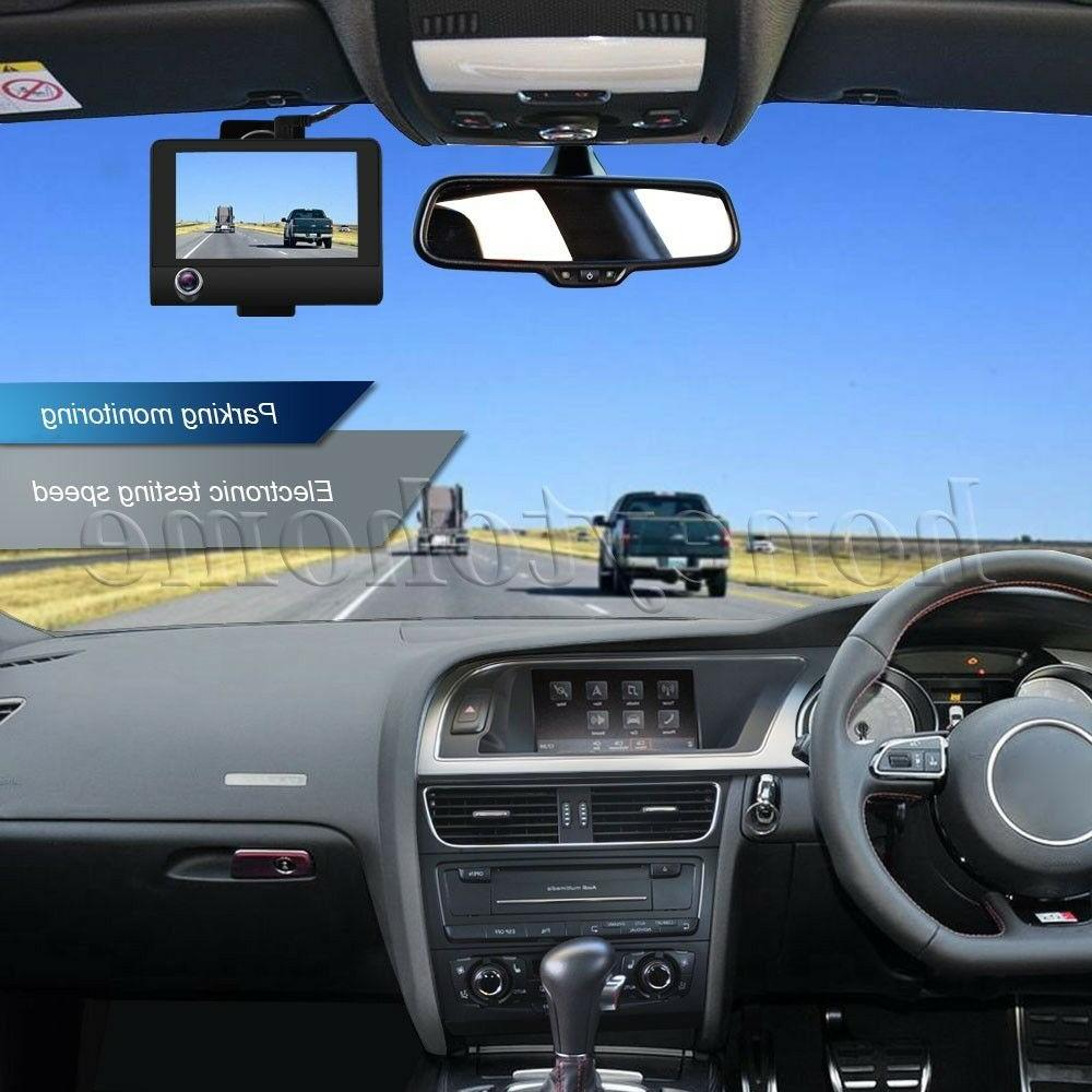 X3 Cam Vehicle Safety Backup Driving Video