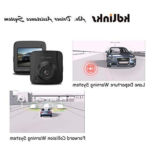 Super 2688x1520 Wide Angle Dashboard Vehicle Cam G-Sensor Mode & Loop Support 64/128GB