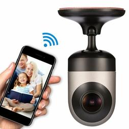 LESHP Smart 1080p Car Camera APP Control Wireless WiFi Funct