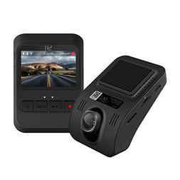 YI Mini Dash Cam, 1080p FHD Dashboard Video Recorder, Mobile