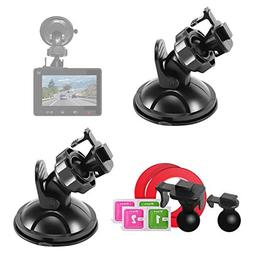 Mount Holder for YI Dash Camera,Suction Cup Mount for YI Das