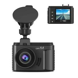 Vantrue N1 Pro Mini 1080P Dash Cam with Sony IMX323 Sensor,