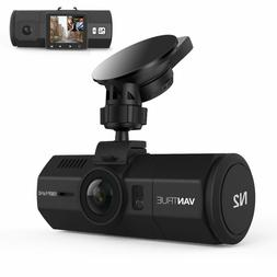 Vantrue N2 Uber Dual Dash Cam 1080P FHD Front and Back Wide
