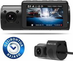 Vantrue N4 Dash Cam 3 Channel 1440P Front & 1080P Inside & 1