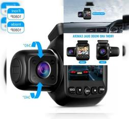 *NEW 2019* Pruveeo P3 Dash Cam with Infrared Night Vision, B