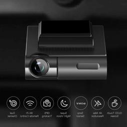 NEW Apeman C770 4K Max DashCam W/3inch OLED TouchScreen Fron