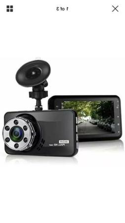 NEW Dash Cam Wifxbot Full HD 1080P Dashboard Camera for Cars