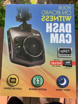 NEW Pilot Dash Cam Your On Board Witness NEW IN BOX