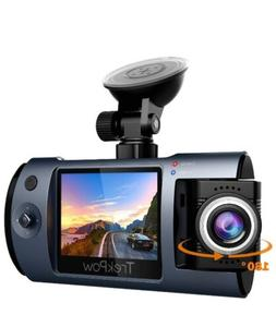 *NEW* Trekpow by ABOX HD T1 Dash Cam 170 degree wide angle 1