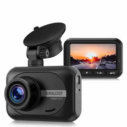 Byakov 2 inch LCD Screen 1080P Full HD Dash Camera for Cars