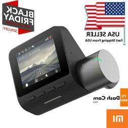 New Xiaomi 70mai Dash Cam Pro Smart WiFi Car DVR Camera Vide