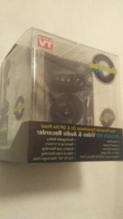NOS 2015 InvenTel Products Dash Cam Pro MC6/2 As Seen On TV