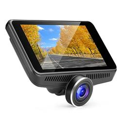 """OldShark G16 Car Camera - Dash Cam with 4.5"""" IPS Touch Scree"""
