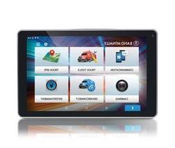 "Rand McNally OverDryve 8 Pro 8"" Truck GPS Tablet with Dash C"