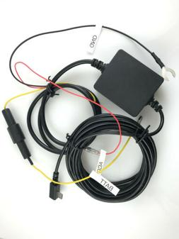 Parking mode power Supply cable micro USB for Garmin Dash ca