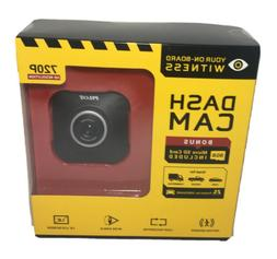 Pilot Dash Cam 720P HD Resolution with 8GB SD Card ''Your On
