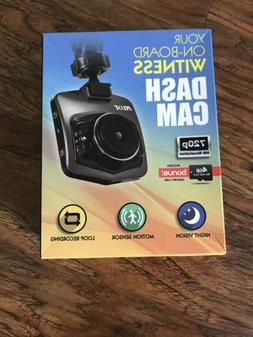 Pilot Dash CAM Camera Night Vision 4GB microSD card, CHARGER