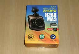 Pilot Your on Board Witness Dash Cam with night vision, 4GB
