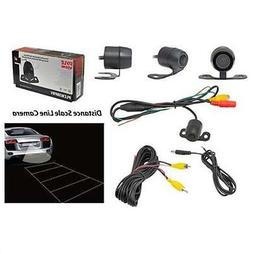 PYLE PLCM38FRV Front & Backup Camera with Universal Mount