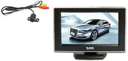 Pyle Backup Car Camera Rear View Screen Monitor System - Par