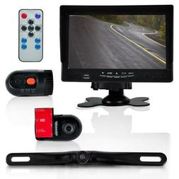 Pyle PLCMDVR72 DVR Dash Cam Vehicle Driving Video Camera & M