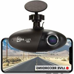 Nexar Powered Dash Cam for Car, Cloud Storage of Video Clips