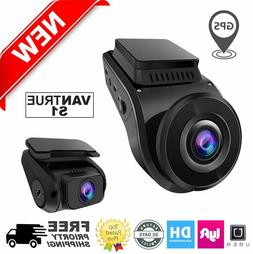 Vantrue S1 Dual 1080P FHD Dash Cam Front and Rear Dash Cam 2