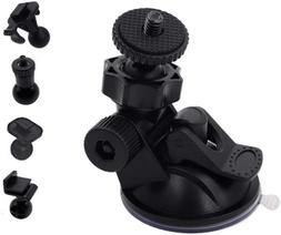 iSportgo S30 Dash Cam Suction Mount with 10pcs Joints for RE