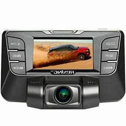 REXING S300 Dash Cam Pro with 1080P 170 Degree Wide Angle