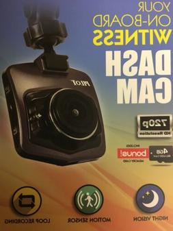 Set Of 2: NEW Pilot Dash Cam 'Your On Board Witness' 720