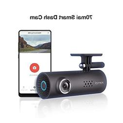 70mai Smart Dash Cam with Built-in Wifi, Featuring Voice Con