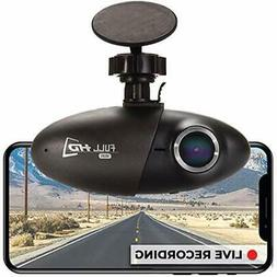 Smart Dash Cam Small & Discreet Wide Angle Car Camera Cloud