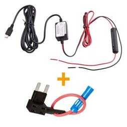 Spy Tec Dash Cam Hardwire Fuse Kit with Micro USB
