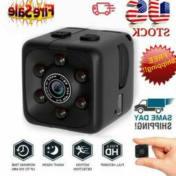 Spy Hidden DV DVR Camera Full HD 1080P Mini-Car Dash Cam IR