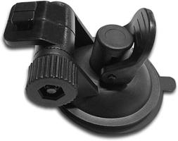 Pruveeo Suction Cup Mount C2, MX2 Dash Cam Black NEW