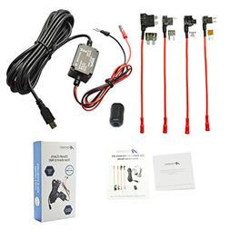 Meknic SV-PC01 Dash Cam Hardwire Kit with Battery Drain Prot