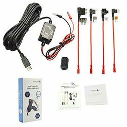 Meknic SV-PC02 Car Dash Cam Hardwire Fuse Kit with Hard Wire