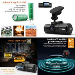 Vantrue T2 24 7 Recording Dash Cam Super Capacitor Car Camer